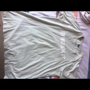 RARE brand new Gymshark tshirt Pastel. NEVER WORN!